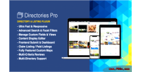 Pro directories for wordpress