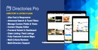 Pro directories for wordpress