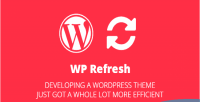 Refresh wordpress