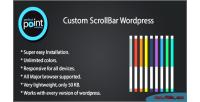 Scrollbar custom wordpress