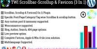 Scrollbar scrollup favicon 3 1 in scrollbar
