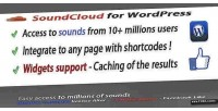 Search soundcloud for wordpress