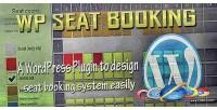 Seat wordpress booking system