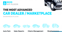 The cardojo most cardealer advanced plugin wordpress marketplace