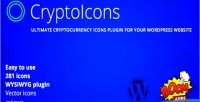 Ultimaty cryptoicons kit icons cryptocurrency