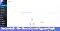 Wordpress contentoptin plugin upgrade content