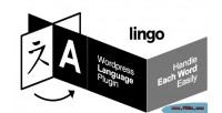 Wordpress lingo language plugin