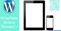 Wordpress redirectplus plugin redirect mobile