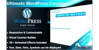 Wordpress ultimate counter plugin