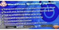 Wordpress wls licensing system