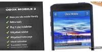 Mobile obox 2 plugin mobile wordpress