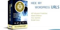 My hide wordpress hackers from urls