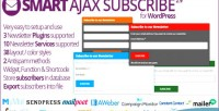Ajax smart subscribe