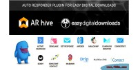Ar hive easy digital downloads autoresponder plugin wordpress integration