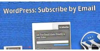 By subscribe email wordpress for plugin