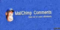 Comments mailchimp