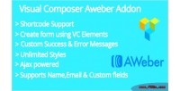 Composer visual aweber addon