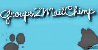 Groups groups2mailchimp mailchimp integration