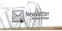 Mailer newsletter wordpress widget