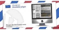 Newsletter email plugin wordpress system