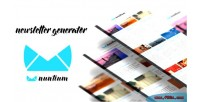 Newsletter nuntium generator