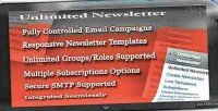 Newsletter unlimited