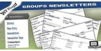 Newsletters groups