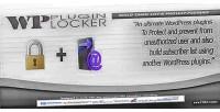 Plugin wp locker