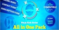 Ninja kick series all pack one in