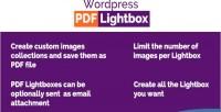 Pdf wordpress lightbox