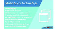 Pop unlimited plugin wordpress ups