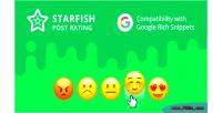 Post strafish wordpress for rating