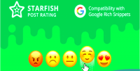 Post strafish wordpress for rating