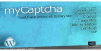 Powerful mycaptcha human verificator