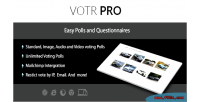 Pro votr easy plugin wordpress poll vote