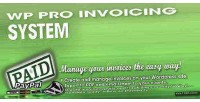Pro wp invoicing system