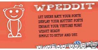 Reddit wpeddit for wordpress