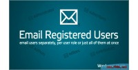Registered email users