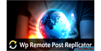 Remote wp post replicator