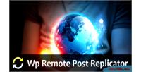 Remote wp post replicator