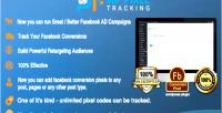 Retargeting wordpress facebook plugin tracking pixel