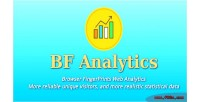 Analytics bf browser analytics web fingerprints