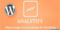 Analytify makes google analytics wp for simple