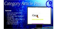 Article category pro