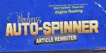 Auto wordpress rewriter articles spinner