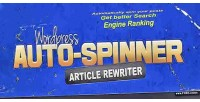 Auto wordpress rewriter articles spinner
