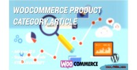 Category woocommerce article pro