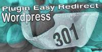 Redirect easy wordpress