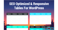 Seo responsive schema tables