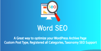 Seo word wordpress seo archive custom pages post taxonomies & type